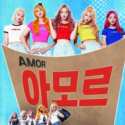 AMOR 1st single